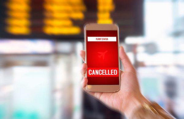 cancelaciones turísticas