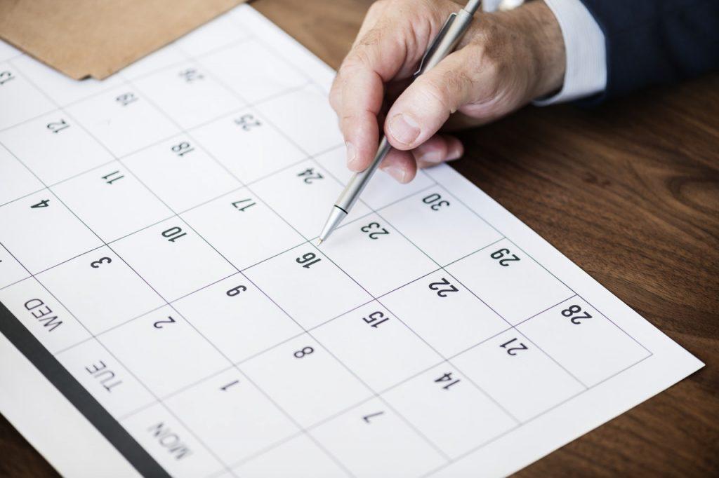 plazos para el concurso de acreedores